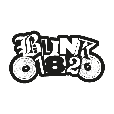 Blink182 vector logo