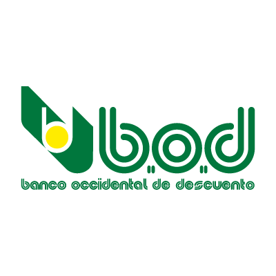 B.O.D. vector logo