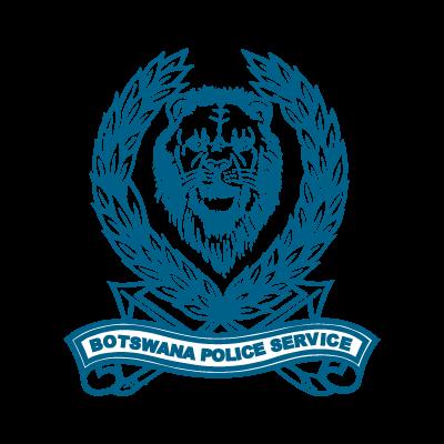 Botswana Police vector logo