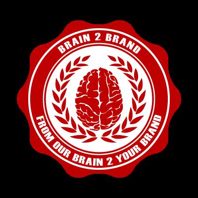 Brain2Brand vector logo