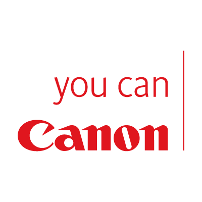 Canon You Can vector logo