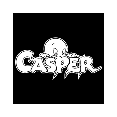 Casper Black vector logo