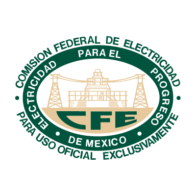 CFE Mexico vector logo