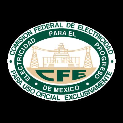 CFE Mexico vector logo