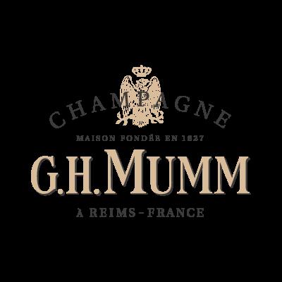 Champagne mumm logo