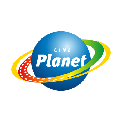 CinePlanet vector logo