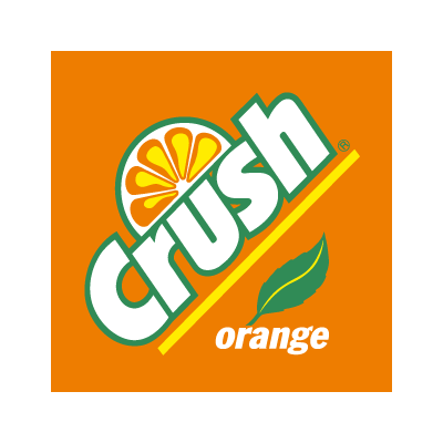 Crush Orange logo