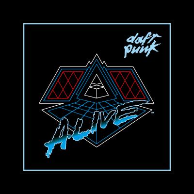 Daft Punk Alive logo