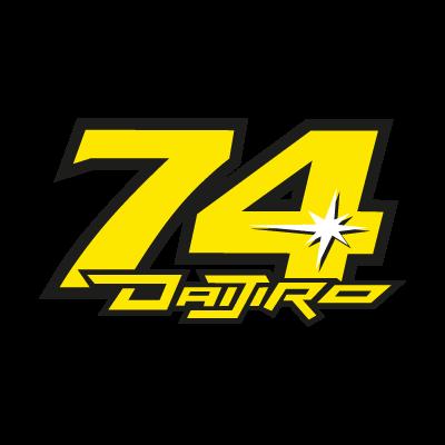 Daijiro Kato 74 vector logo