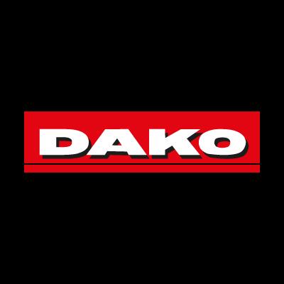 DAKO vector logo