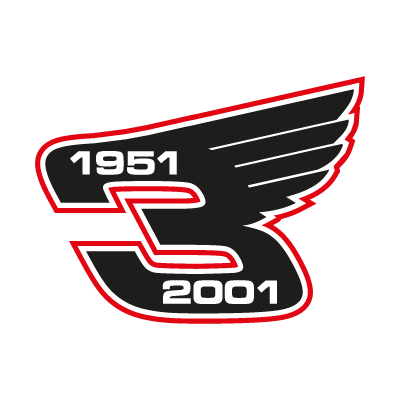 Dale Earnhardt Wings logo