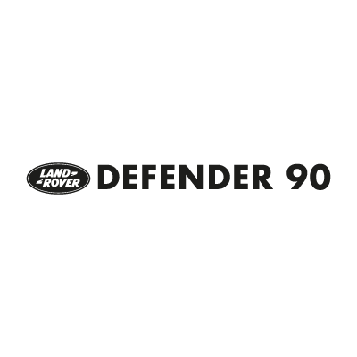 Defender 90 vector logo