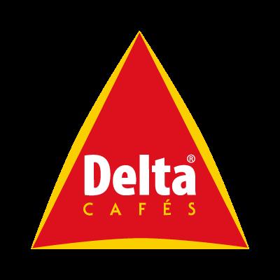 Delta Cafe vector logo