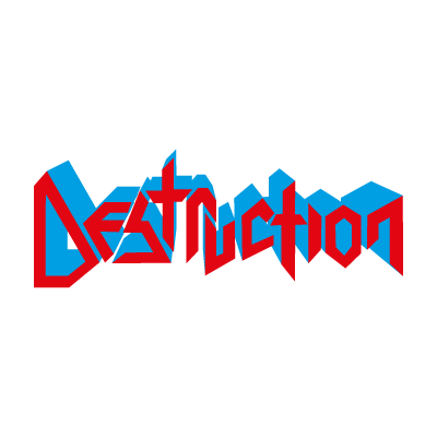 Destruction vector logo