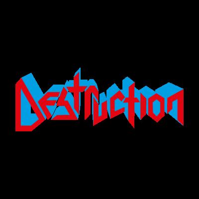 Destruction logo