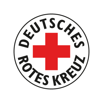 Deutsches Rotes Kreuz vector logo