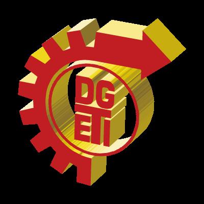 DGETI vector logo