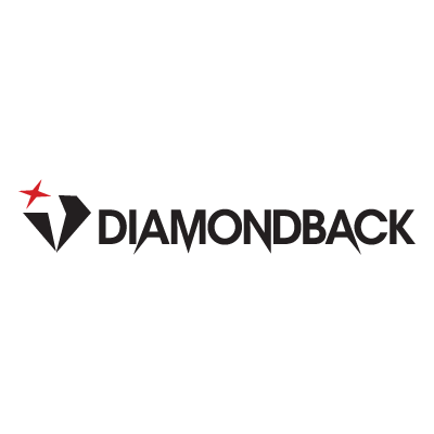 Diamondback vector logo