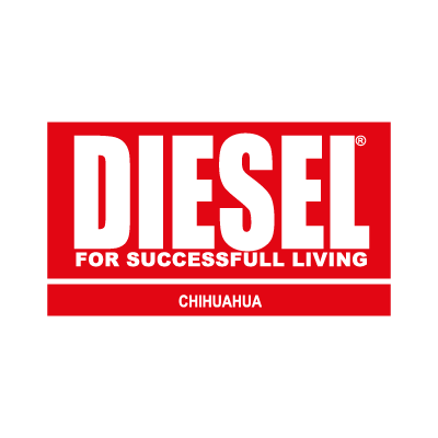 Diesel Clothing vector logo