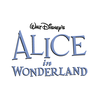 Disney's Alice in Wonderland logo