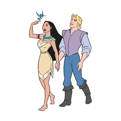 Disney's Pocahontas logo