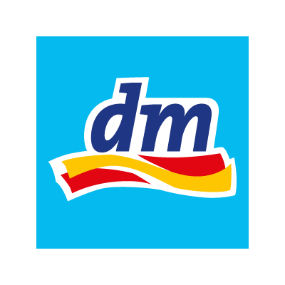 DM Drugstore vector logo