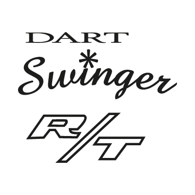 Dodge Dart Swinger vector logo