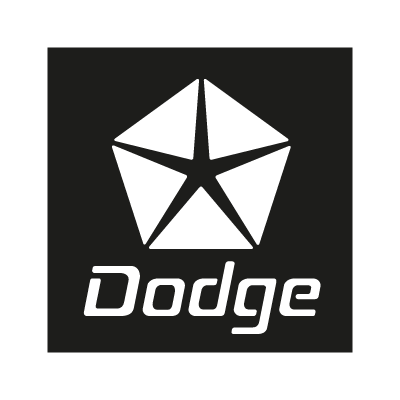 Dodge Star vector logo