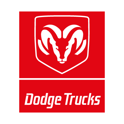 Dodge Trucks vector logo