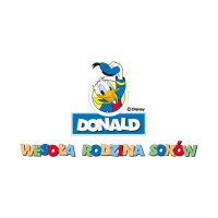 Donald Disney vector logo