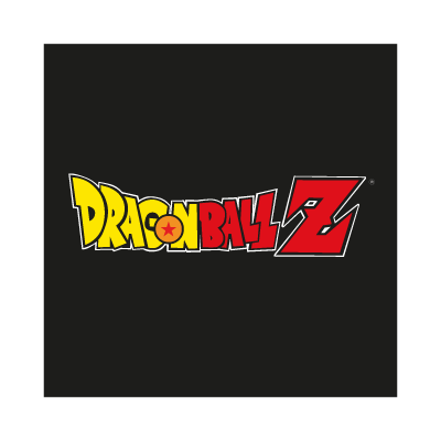 Dragon Ball Z Black vector logo