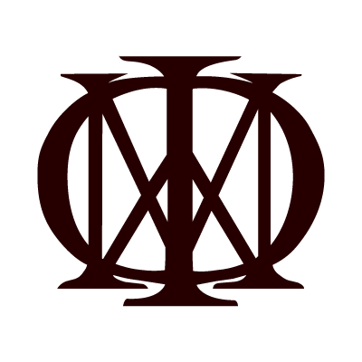 Dream Theater Black vector logo