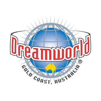 Dream World vector logo