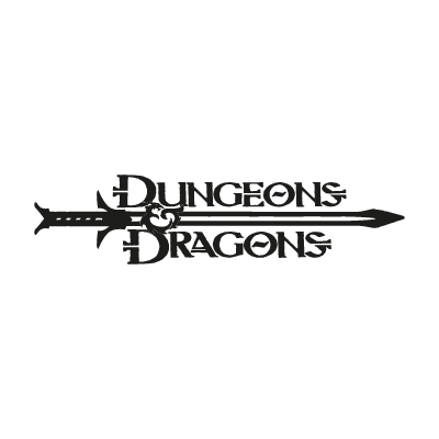 Dungeons & Dragons vector logo