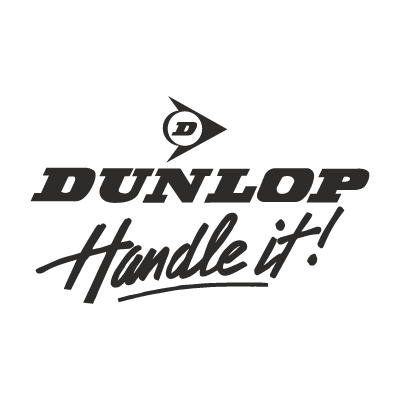 Dunlop Handle it! vector logo