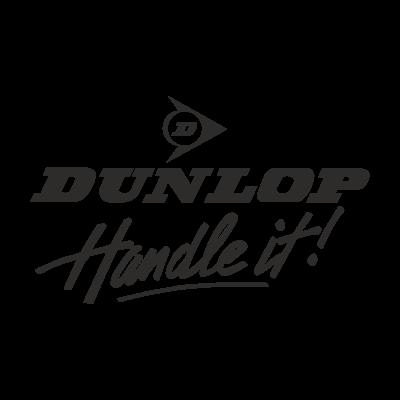 Dunlop Handle it! vector logo