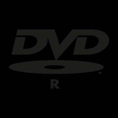 DVD R vector logo
