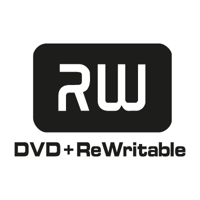 DVD ReWritable vector logo