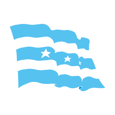Flag of Guayaquil vector logo