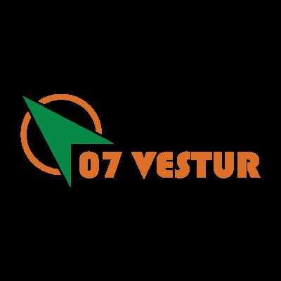 07 Vestur vector logo