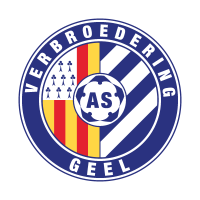 AS Verbroedering Geel vector logo