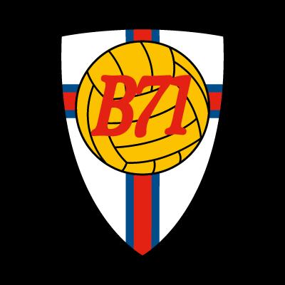 B71 Sandoy vector logo