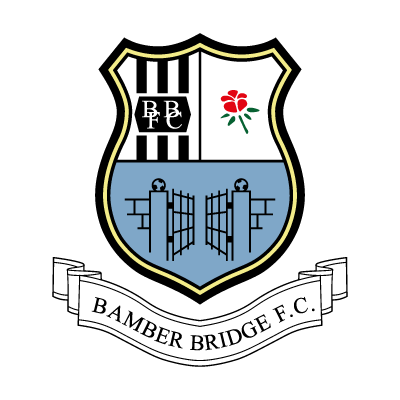 Bamber Bridge FC vector logo