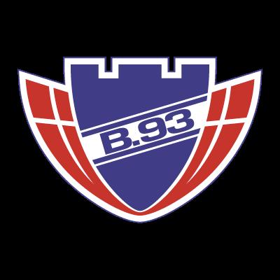 Boldklubben af 1893 vector logo