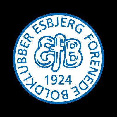Esbjerg fB (1924) vector logo