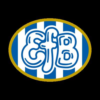 Esbjerg forenede Boldklubber vector logo