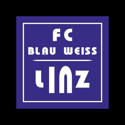 FC Blau Weib Linz vector logo