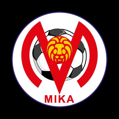 FC MIKA vector logo