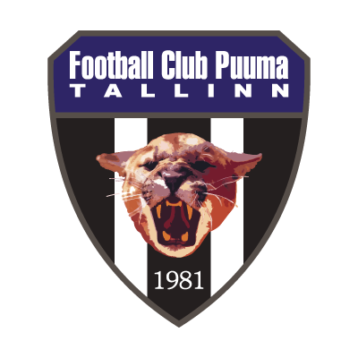 FC Puuma Tallinn vector logo