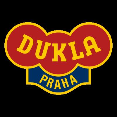 FK Dukla Praha vector logo